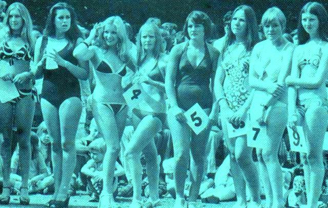 Mary Millington Beauty Contest