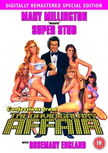 Confessions from the David Galaxy Affair DVD