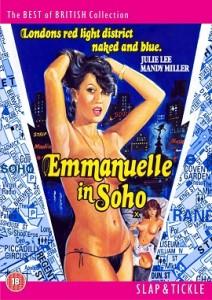 Emmanuelle in Soho DVD