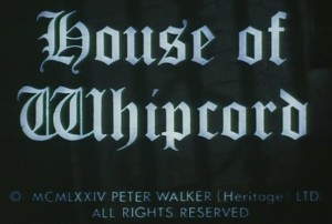 House of Whipcord (1974)Title