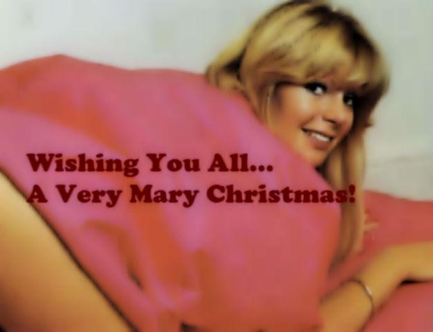 Mary Christmas!