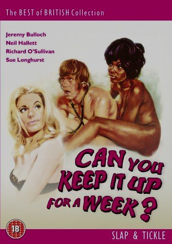 Can You Keep It Up DVD