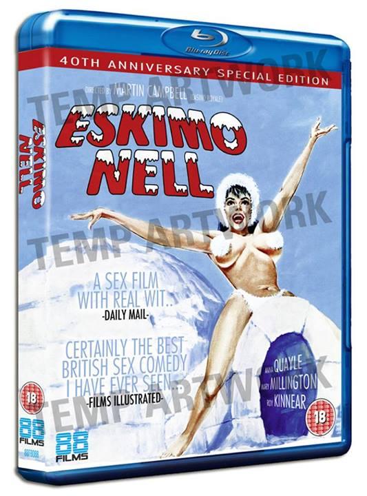 Eskimo Nell blu-ray