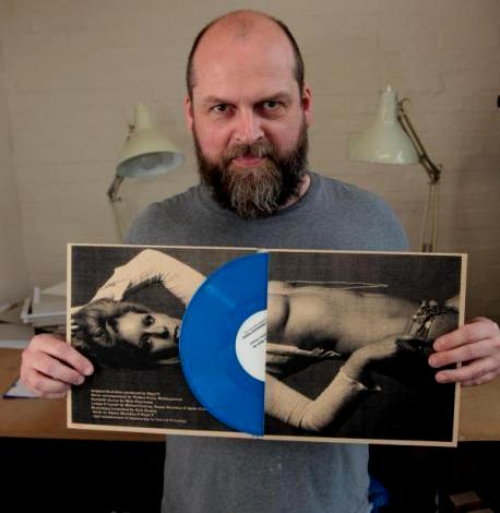 Michael's 10 blue inches