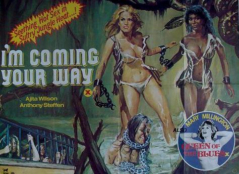 Im Coming Your Way poster