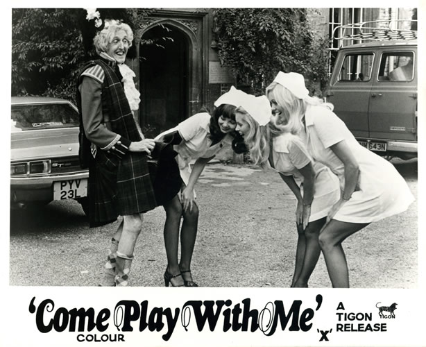 Come Play with Me, Mary