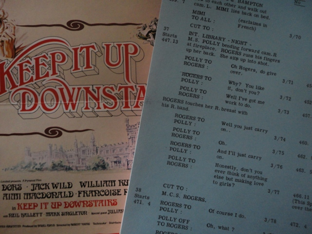 Keep It Up Downstairs script 02