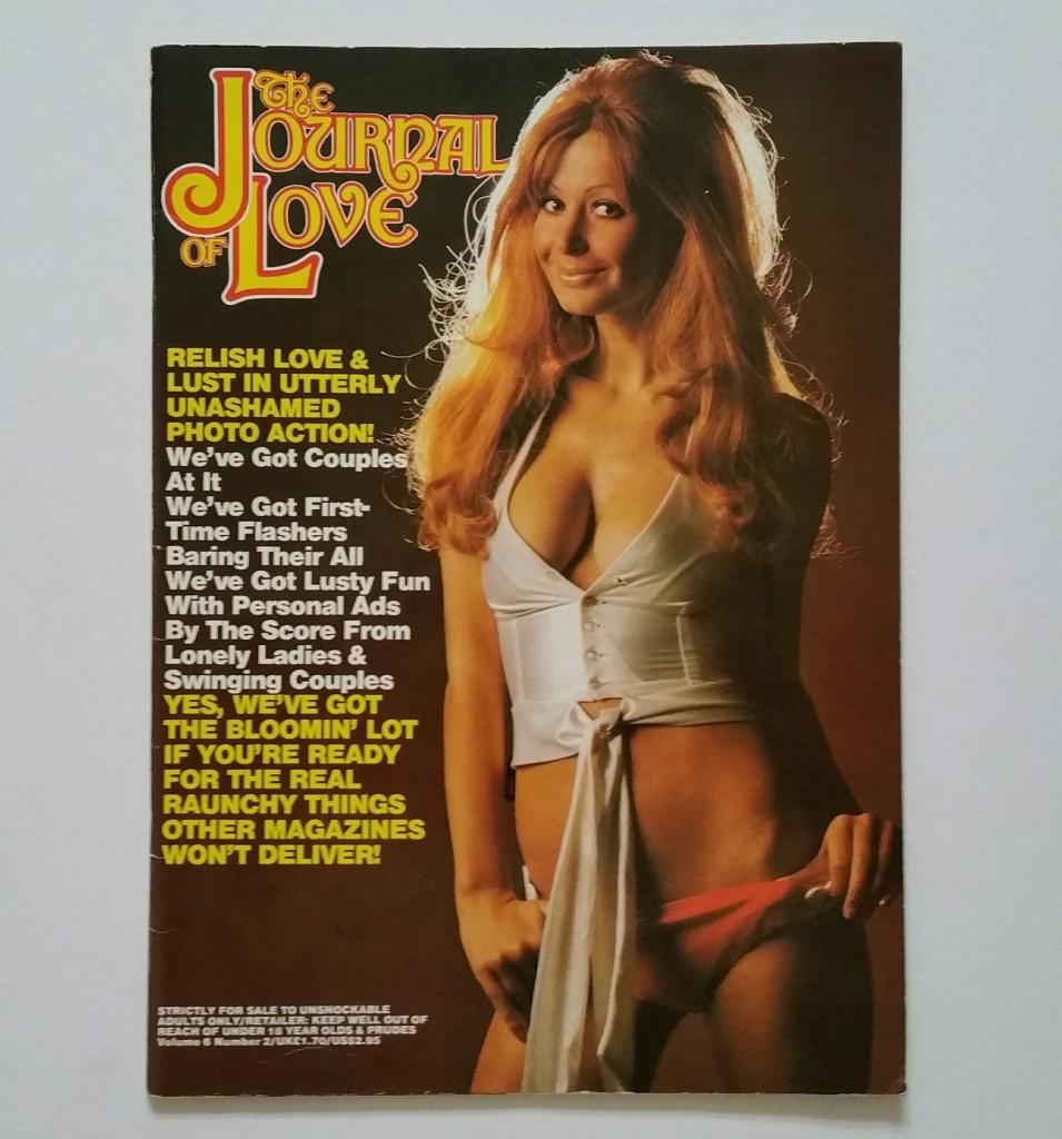 Journal of Love Nicola Austine 1983