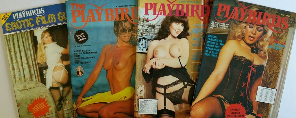 Playbirds Erotic Film Guides