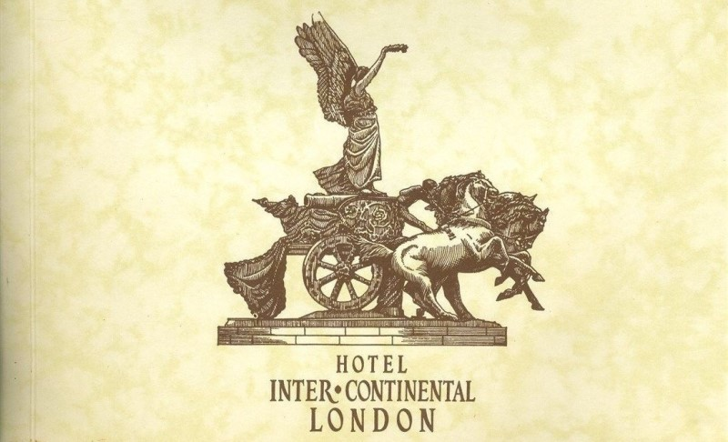 Hotel InterContinental 1977
