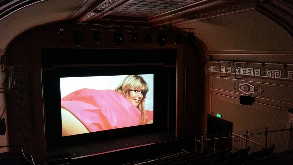 Mary Millington Respectable Regent Street Cinema