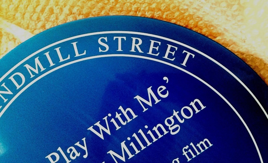 Mary Millington blue plaque