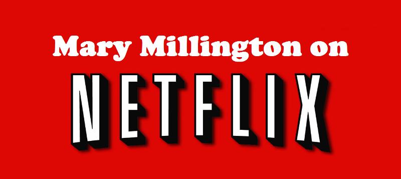 Netflix Mary Millington