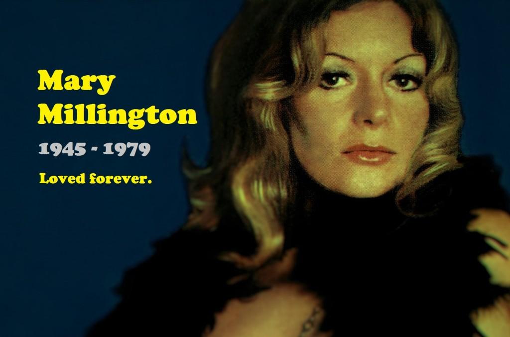 RIP Mary Millington 1945-1979