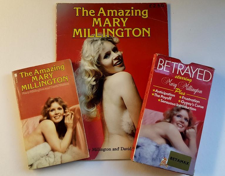 Mary Millington Betrayed Amazing